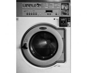 vintage washing machine - laundry egg