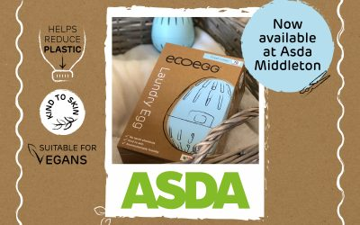 Ecoegg Available at Asda Middleton Refill Store!